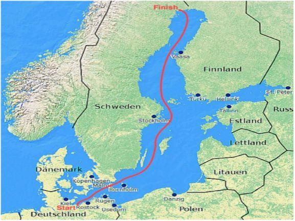 Midsummersail 2022 Infos